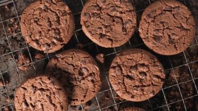 Photo of Bu Nutellalı kurabiye için sadece 3 malzemeye ihtiyacınız var