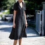 trend puantiyeli elbise modelleri 2019 2020