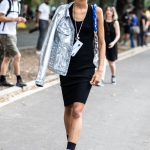 yazlık penye elbise modelleri 2019