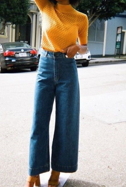 2019 ispanyol paça kot pantolonlar