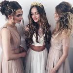 2019 yaz düğün elbise modelleri