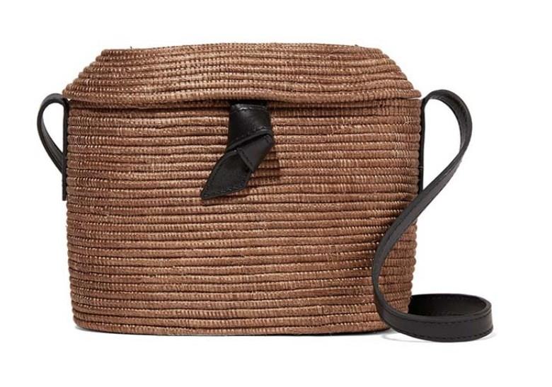 2019 yaz hasır çanta modeli