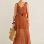 2019 yaz mango elbise modelleri