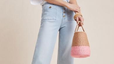 Photo of İlkbahar yaz 2019 İspanyol paça kot pantolonlar