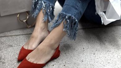 Photo of Arkası açık düz ayakkabılar 2019