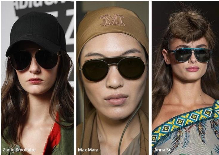 aviator güneş gözlükleri 2019 2020
