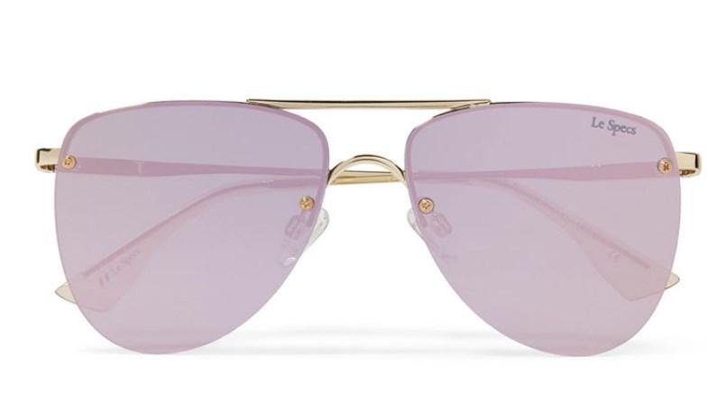 Bayan Aviator güneş gözlükleri 2019