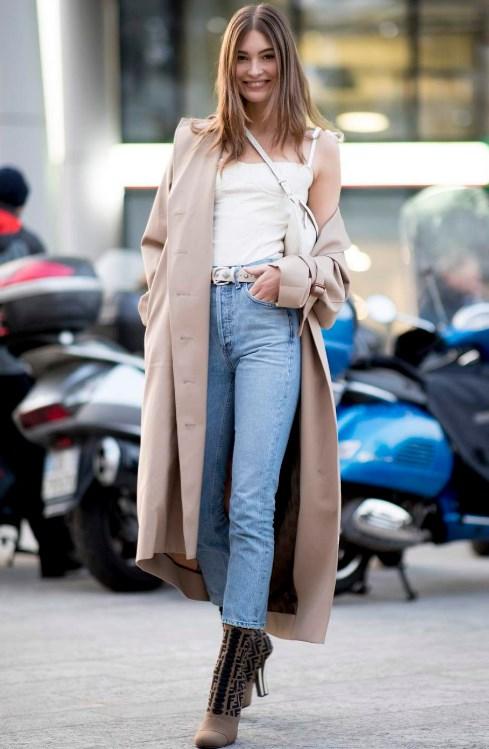 bayan sokak modası kombinleri 2020
