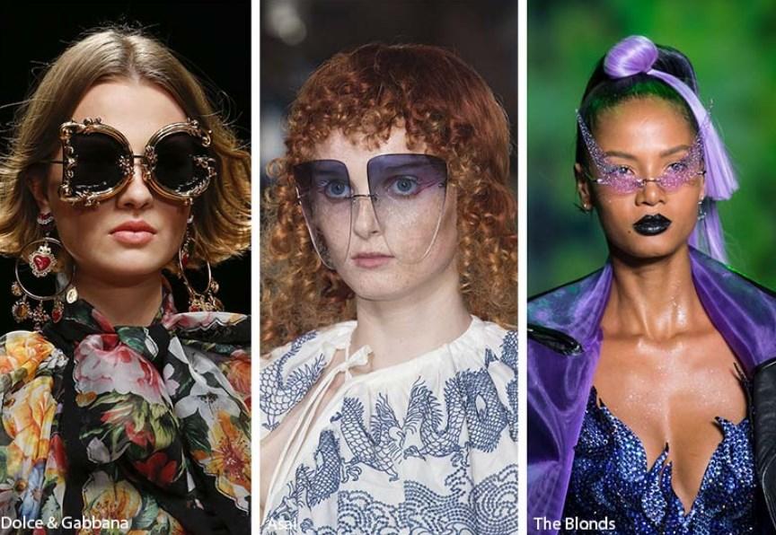 benzersiz tasarım güneş gözlüğü modelleri 2020