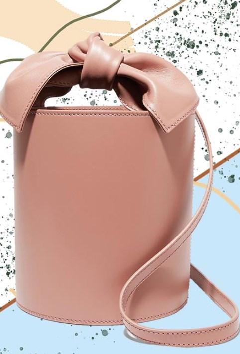 fiyonklu kova çanta modeli 2019