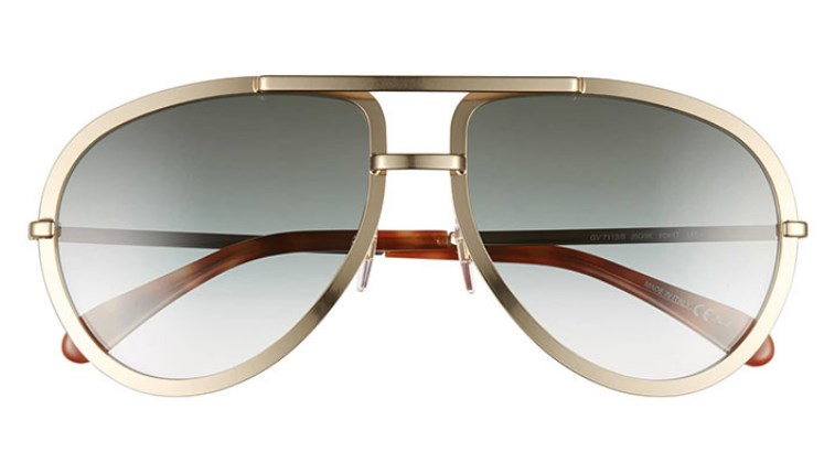 Givenchy Aviator bayan güneş gözlüğü modeli 2019