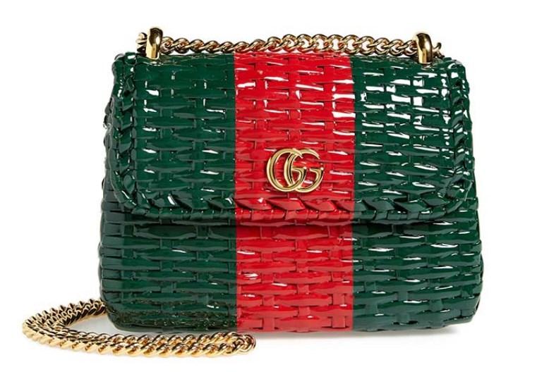 Gucci Hasır Çanta Modeli 2019