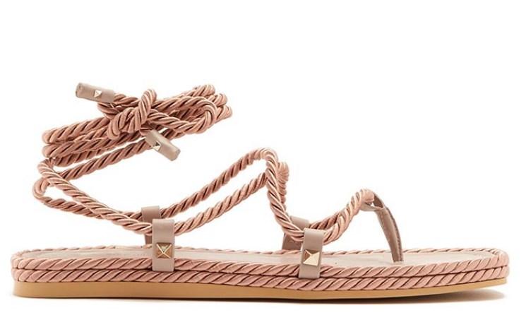 halatlı sandalet modelleri 2019 2020