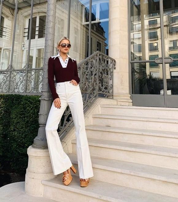 İlkbahar flared pantolon modelleri 2019 2020