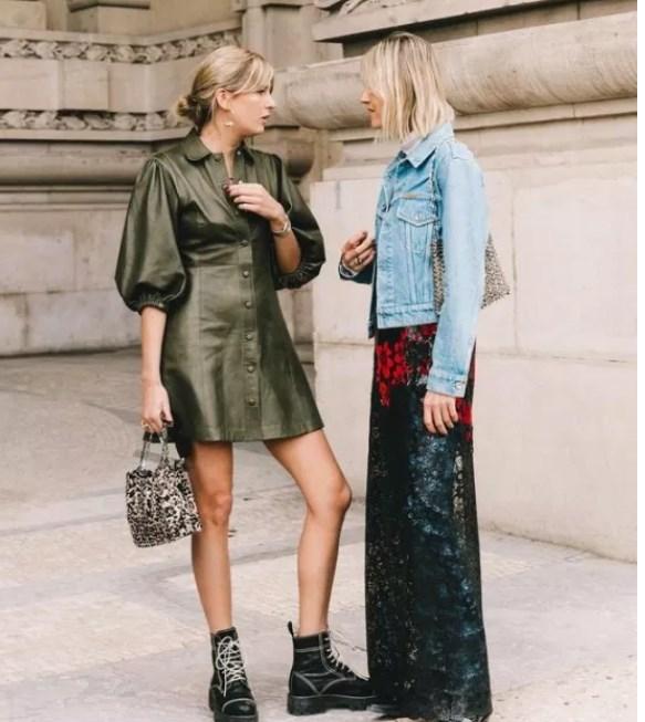 İlkbahar yaz 2019 2020 En iyi sokak modası kombinleri