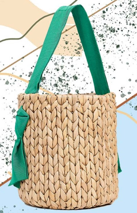 ilkbahar yaz sepet kova çanta modelleri 2019 2020