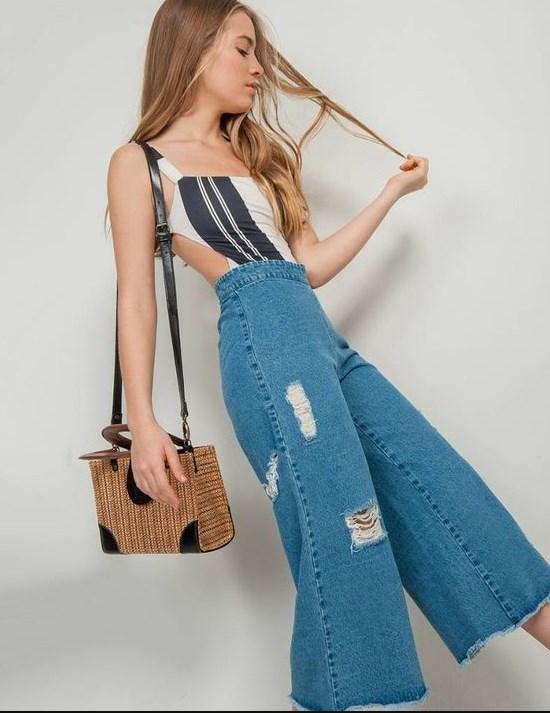 ispanyol kot pantolon modelleri 2019