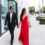 kırmızı uzun abiye elbise modeli 2019 20