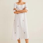 Mango ilkbahar yaz elbise modelleri 2019 2020