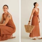 mango yazlık elbise 2019 20