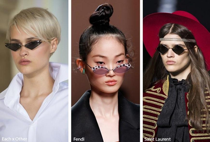 minik güneş gözlükleri 2019 ilkbahar yaz