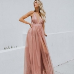 pudra rengi abiye elbise modelleri 2019 20