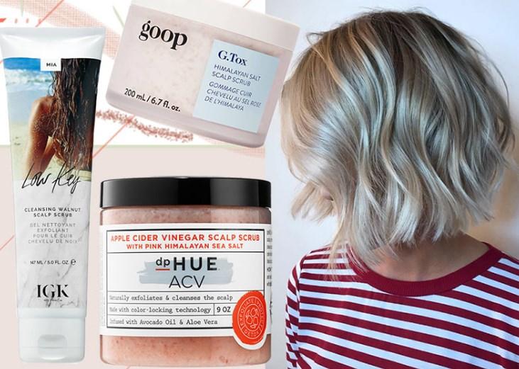 Saç Derisi Peeling Nedir Nasıl Yapılır