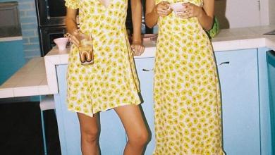 Photo of Yazlık sarı romantik elbise modelleri 2019