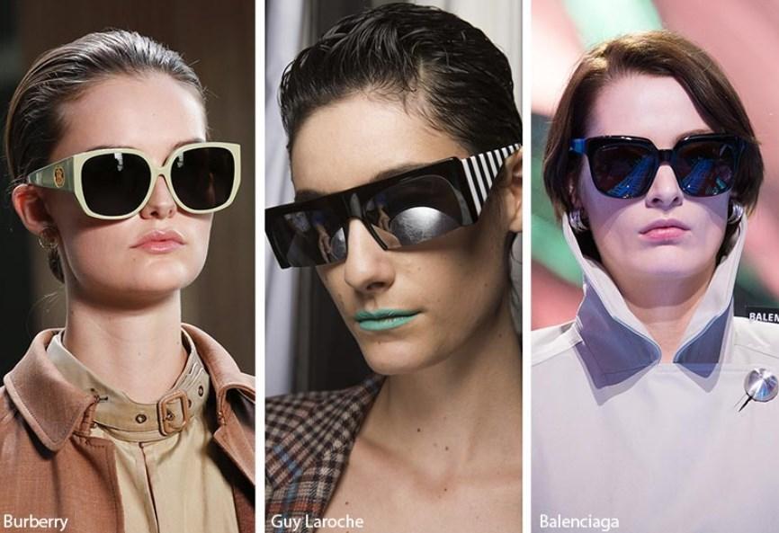 siyah güneş gözlüğü trendleri 2019 yaz