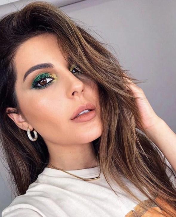 ten rengine göre yeşil göz makyajı ipuçları 2019