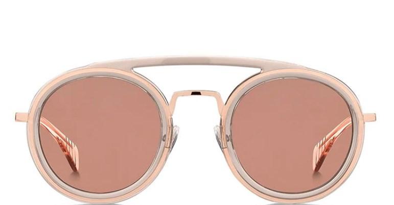 Tommy Hilfiger Renkli Aviator Güneş Gözlüğü