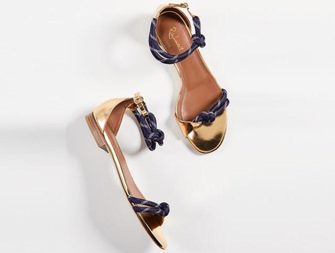 yazlık düz sandalet modelleri 2019 2020