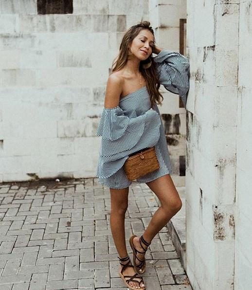yazlık düz sandalet modelleri ve stil ipuçları 2020