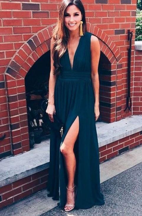 yazlık uzun düğün elbiseleri 2019 20