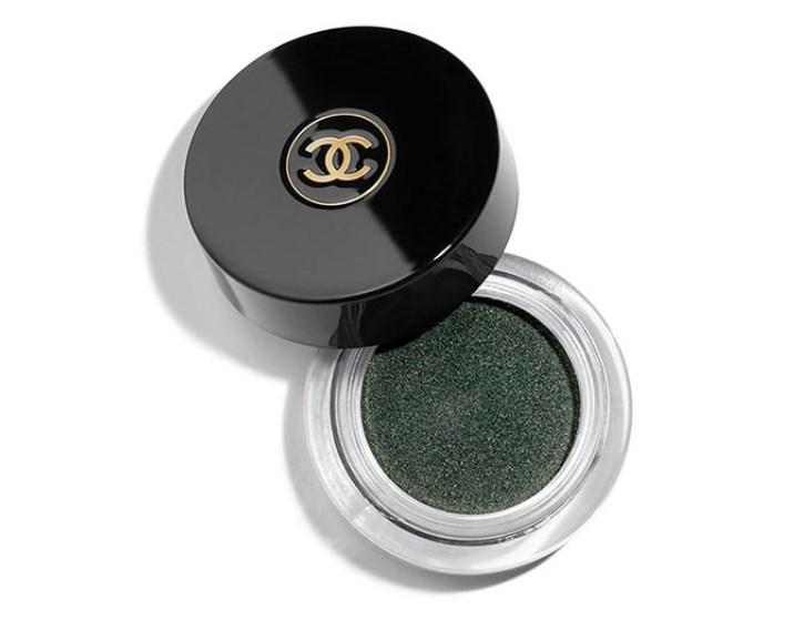Yeşil Göz Makyajı Rehberi 2019 Chanel Göz Farı