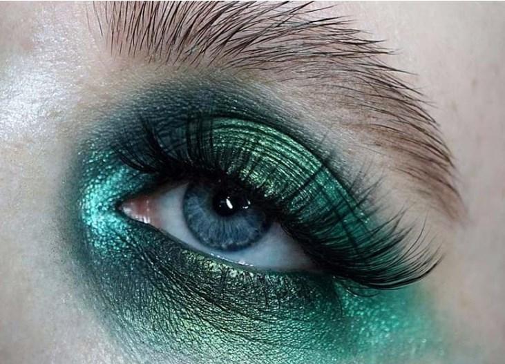 Yeşil Göz Makyajı Rehberi 2019