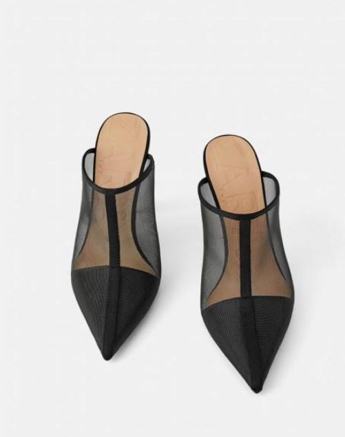 Zara 2019 İlkbahar Yaz Ayakkabı Modelleri