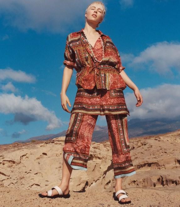 Zara İlkbahar Yaz Bayan Giyim Koleksiyonu 2019