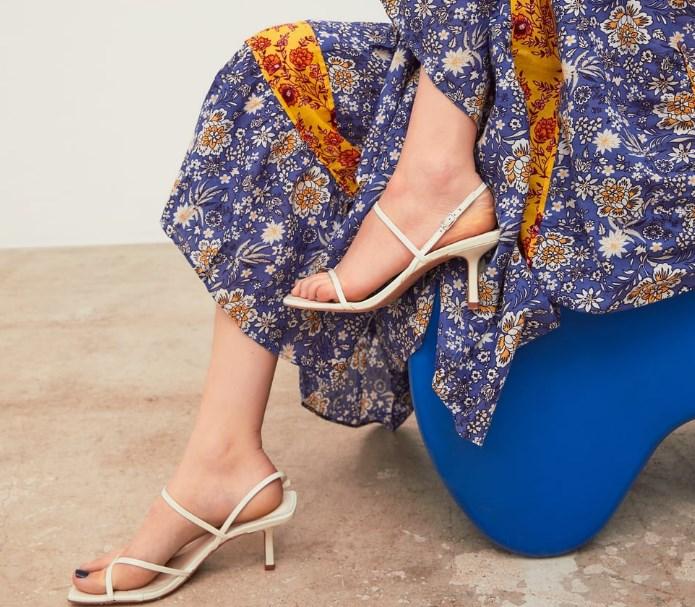 Zara İlkbahar Yaz Sandalet Modelleri 2019 2020