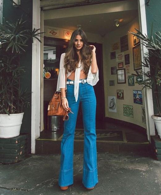 2019 yaz ispanyol paça kot pantolon modelleri
