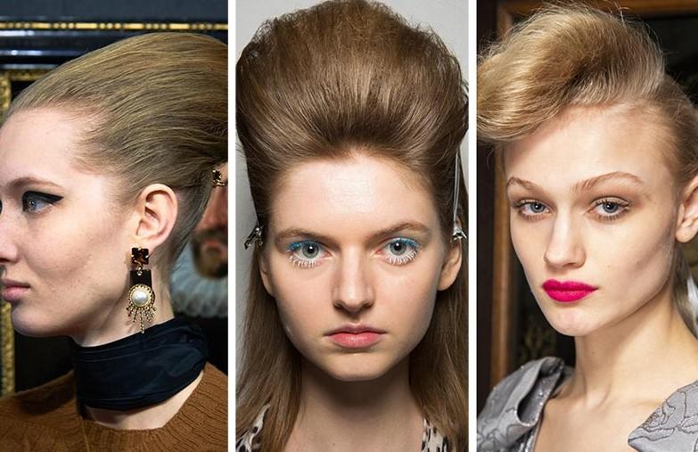 2020 kabarık saç modelleri