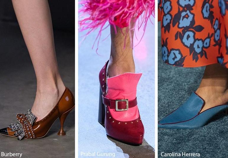 2020 sonbahar kış ayakkabı trendleri mokasen
