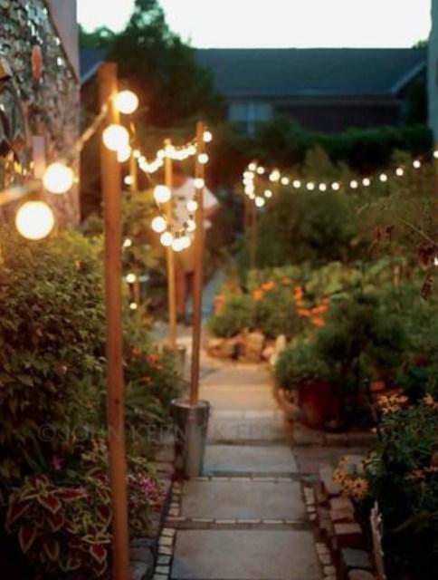 bahçe aydınlatmaları 2019 20