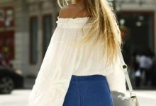beyaz omuz açık bluz modelleri 2019 2020