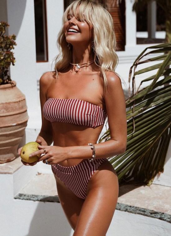 Bu 3 bikini ve mayo trendi 2019'da çıktı