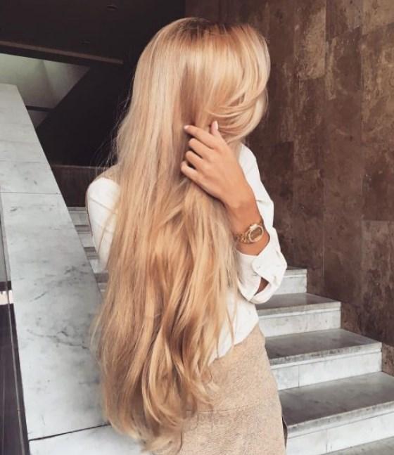 çilek Sarı Saç Renkleri Ve Modelleri 2019 Trendler Ve Moda