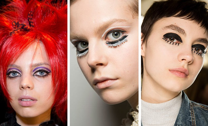 göz makyajı trendleri 2019 2020 sonbahar kış