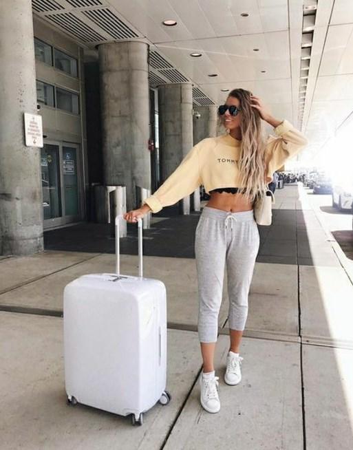havaalanı kombin fikirleri 2019 20