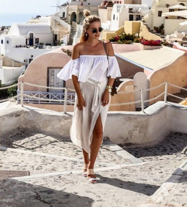 omuz açık lastikli bluz modelleri 2019