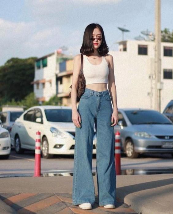 retro kot pantolon modelleri 2019